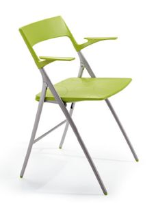 Chaise De Runion Pliable Aluminium Plastique Design SPA