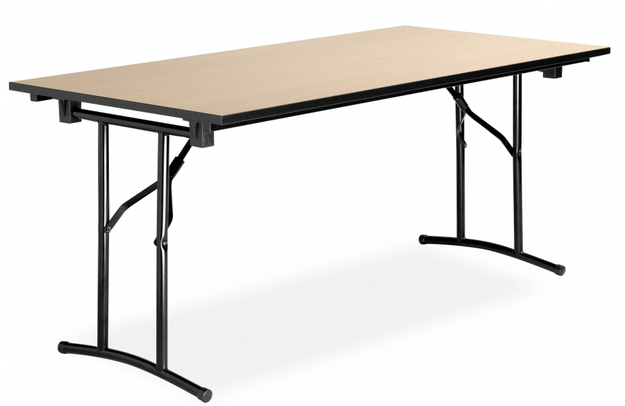 Table de bureau pliante table abattable table de bureau - Table de bridge pliante ...