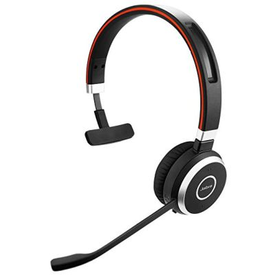 EVOLVE 65 UC MONO - Micro-Casque bluetooth Jabra