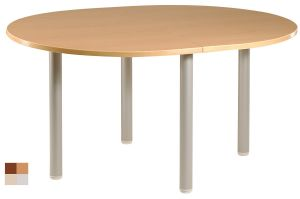 SOMERO - Table ovale modulaire