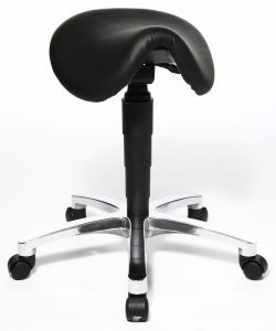 Siege Assis Debout Ergonomique Reglable Et Confortable Position