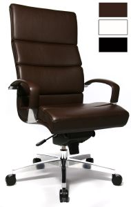 HEMAU - Fauteuil direction cuir