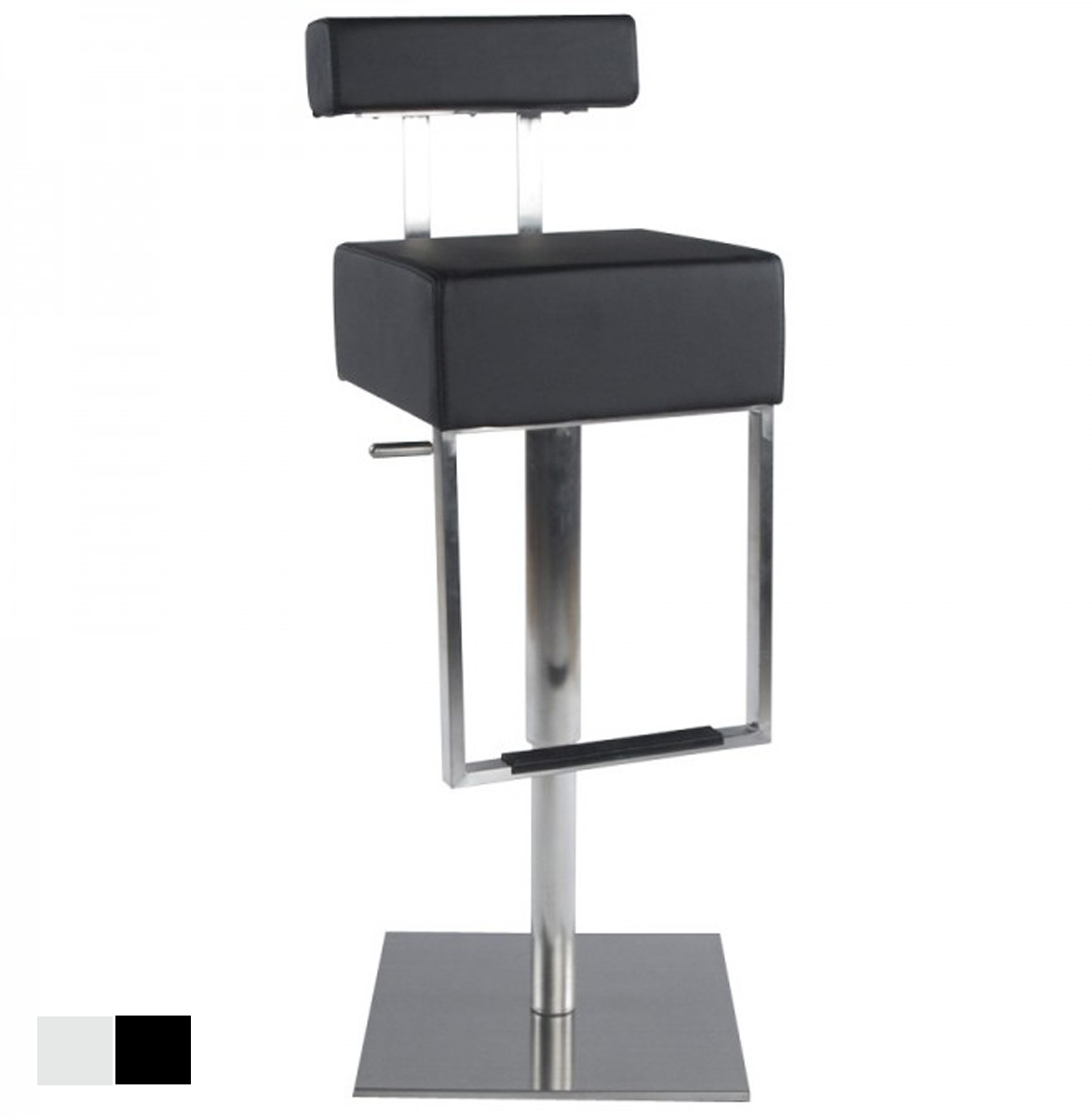 tabouret de bar assise rembourr e confortable hue. Black Bedroom Furniture Sets. Home Design Ideas