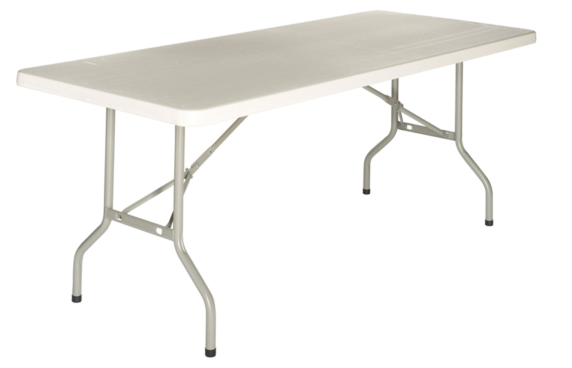 Table pliante en plastique tulle table pliante en for Table de cuisine pliante leroy merlin