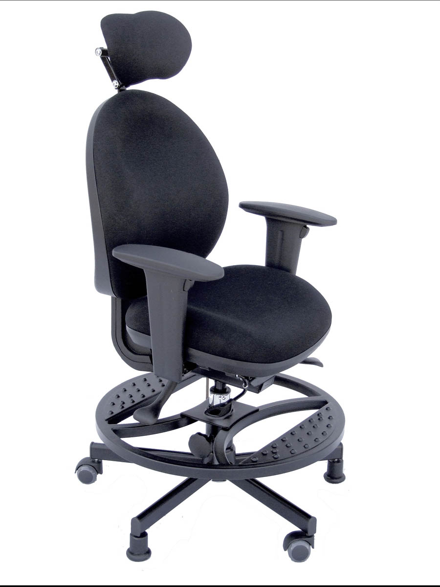 Notice chaise de bureau conforama for Conforama chaise