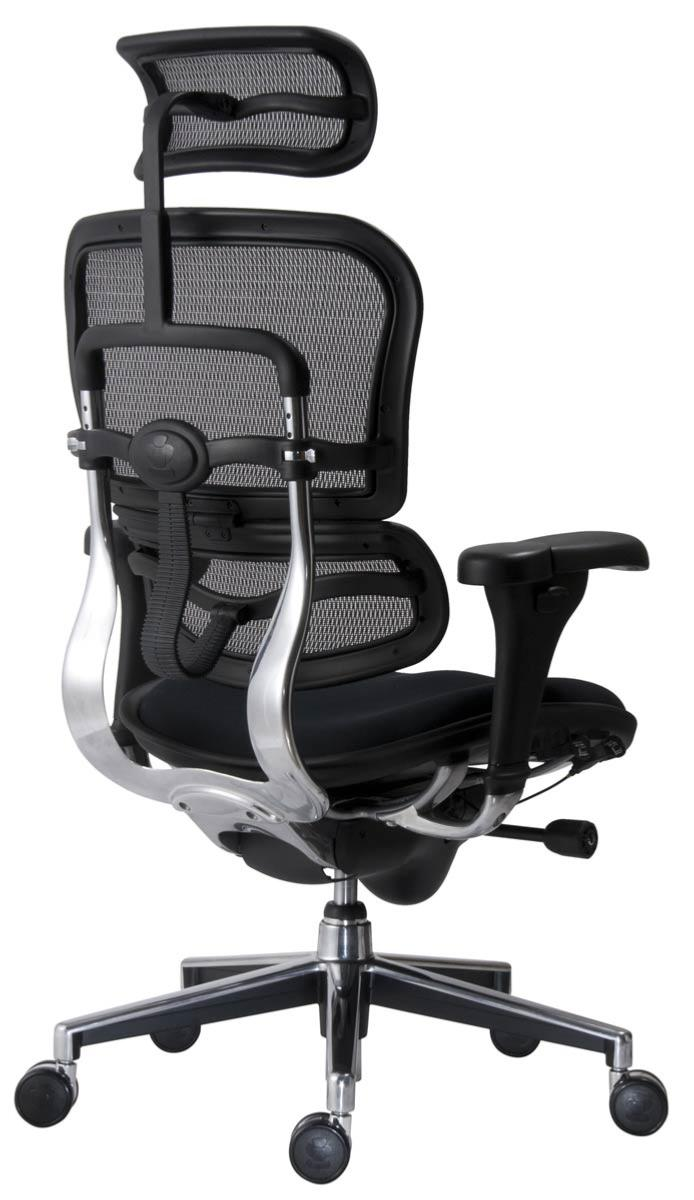 Chaise orthop dique de bureau va37 humatraffin - Fauteuil de bureau ergonomique medical ...