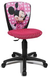 MINNIE - Chaise de bureau enfant