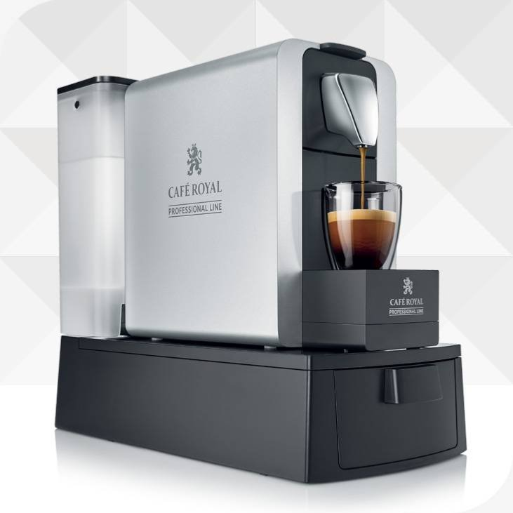 COMPACT PRO 3L - Machine à café Café Royal