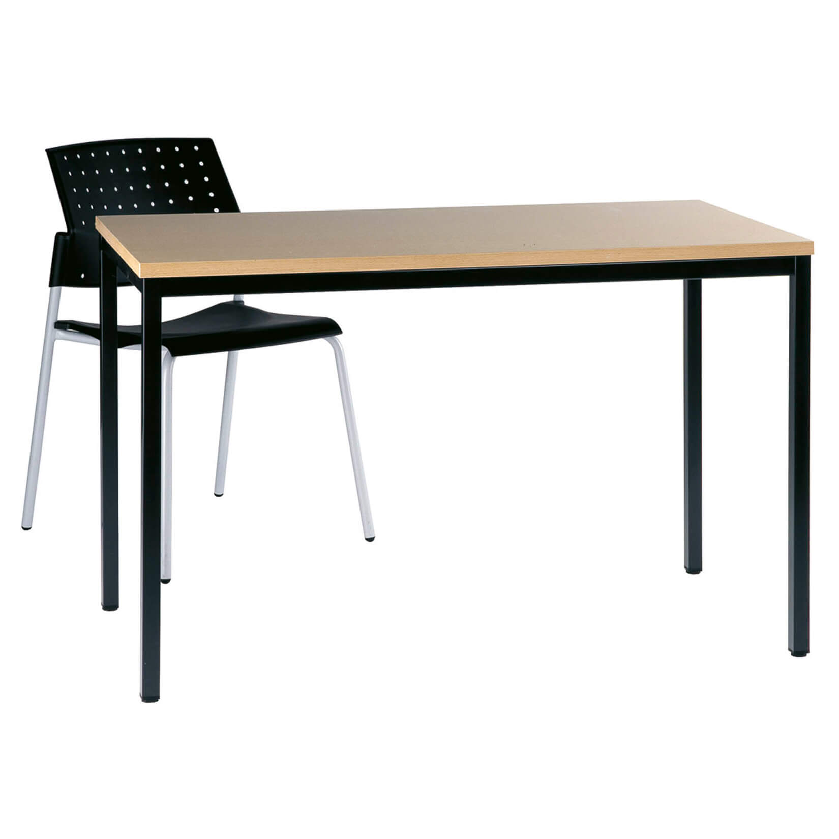 ARZON - Table fixe hêtre