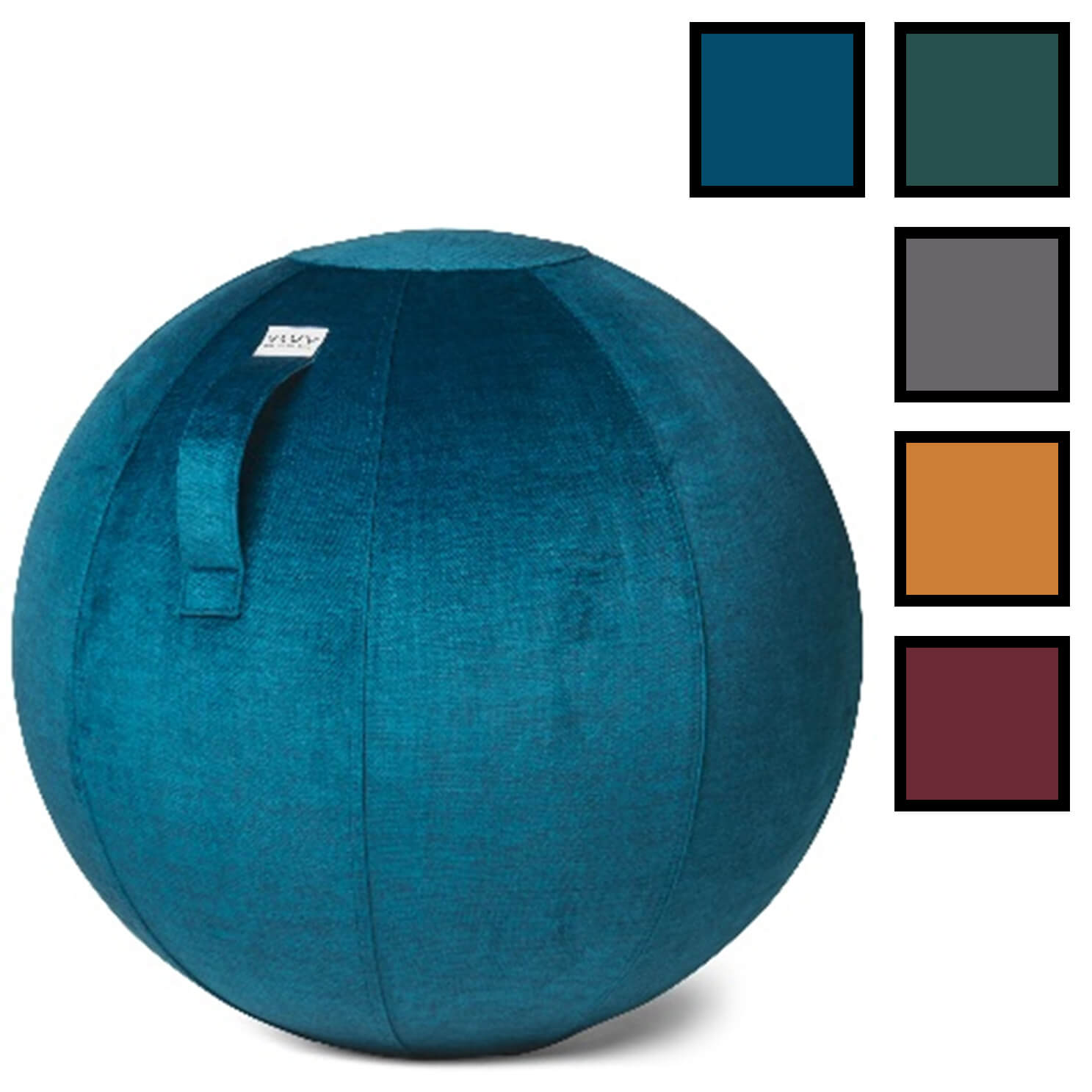 DESKBALL CONFORT 65 - Ballon d'assise 65CM